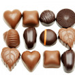Chocolates — Foto de Stock