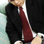 Working businessman — Stock Photo #3748184