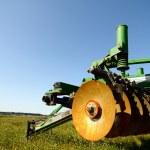 jordbruk maskiner — Stockfoto