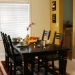 Dining room - Foto Stock