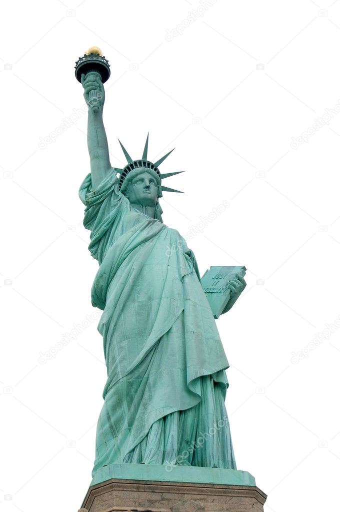 Statue of liberty   Stock Photo #3179946