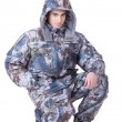 Young Man In Winter CLothing — Stock Photo