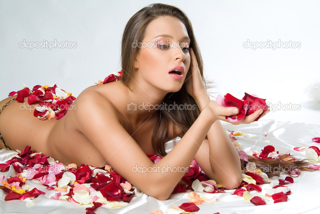 depositphotos 2949556 Nude And Rose Petals I will be giving away an e book of copy of Intimate Illusions and In Between ...