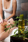 Massage And Spa — Stock Photo