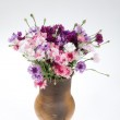 Flowers in ceramic vase — Stock Photo #2975006