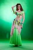 Břišní tanečnice — Stock fotografie