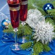 Christmas Still Life — Stock Photo #2982918