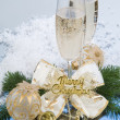Christmas Still Life — Stock Photo #2983176