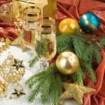 Christmas Still Life — Stock Photo #2983238