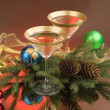 Christmas Still Life — Stock Photo #2983275