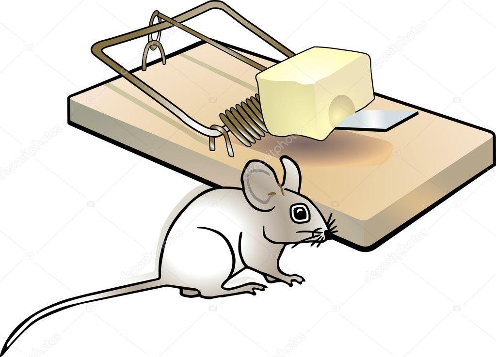 mousetrap clip art - photo #3