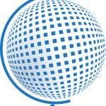 globo — Vetorial Stock