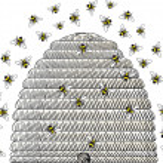 Beehive — Stock Vector #2934927
