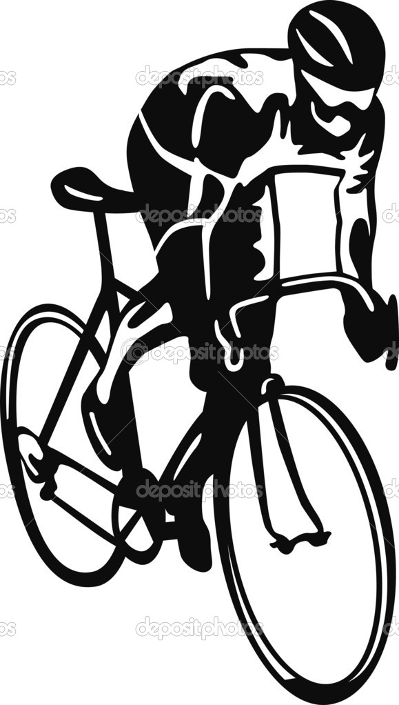 bicyclist  — Stock Vector #2933030