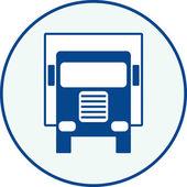Truck — Stock Vector