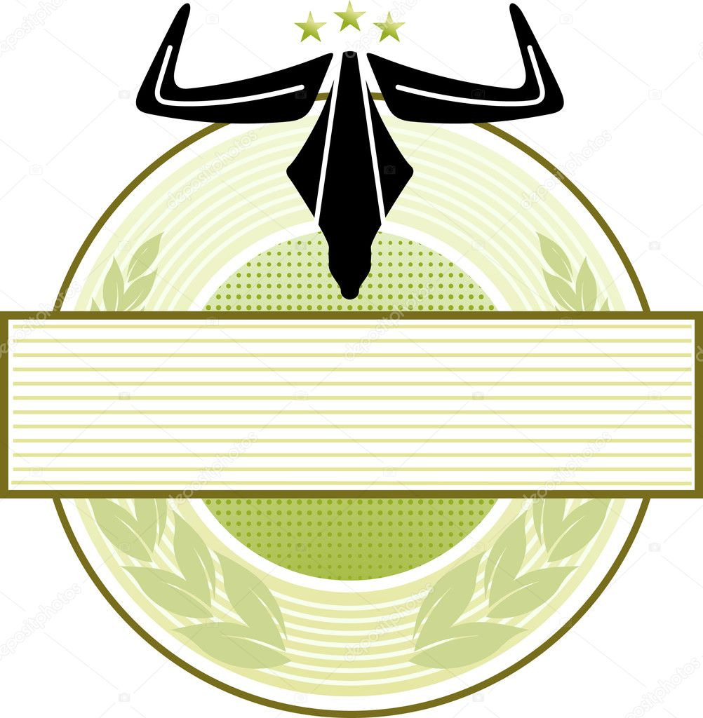 Ranch crest  — Stock Vector #2949070
