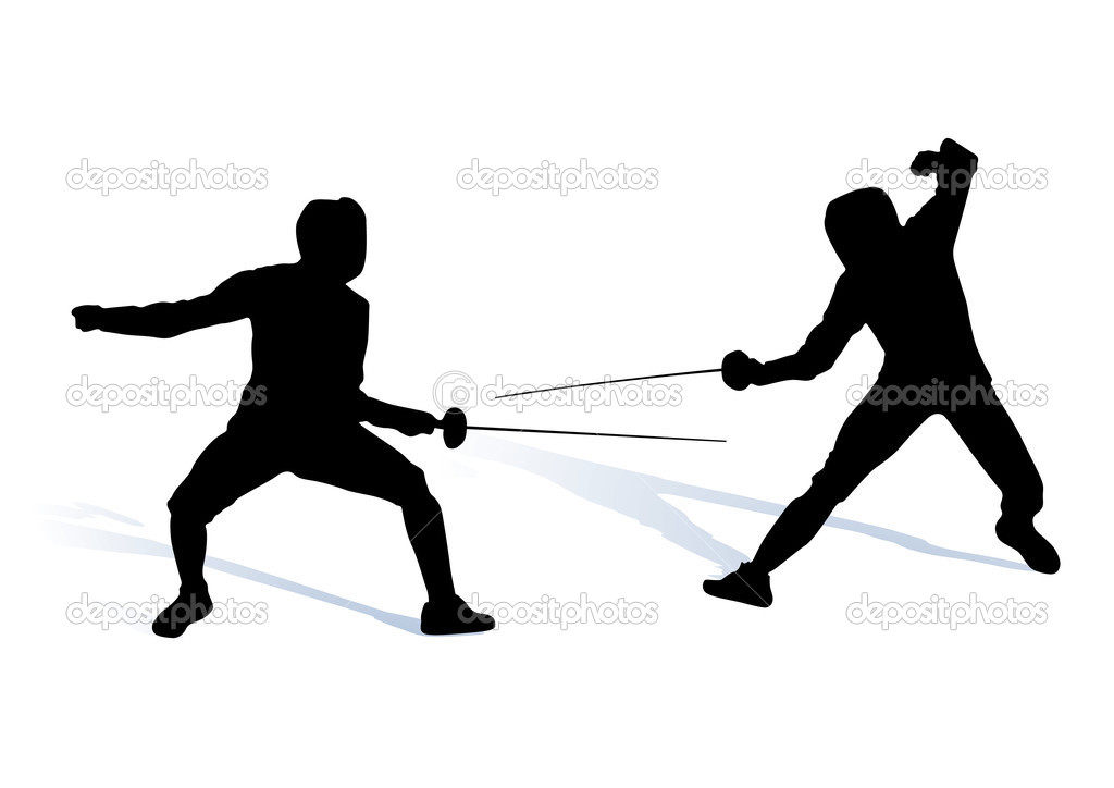 Fencing  — Stock Vector #2949144