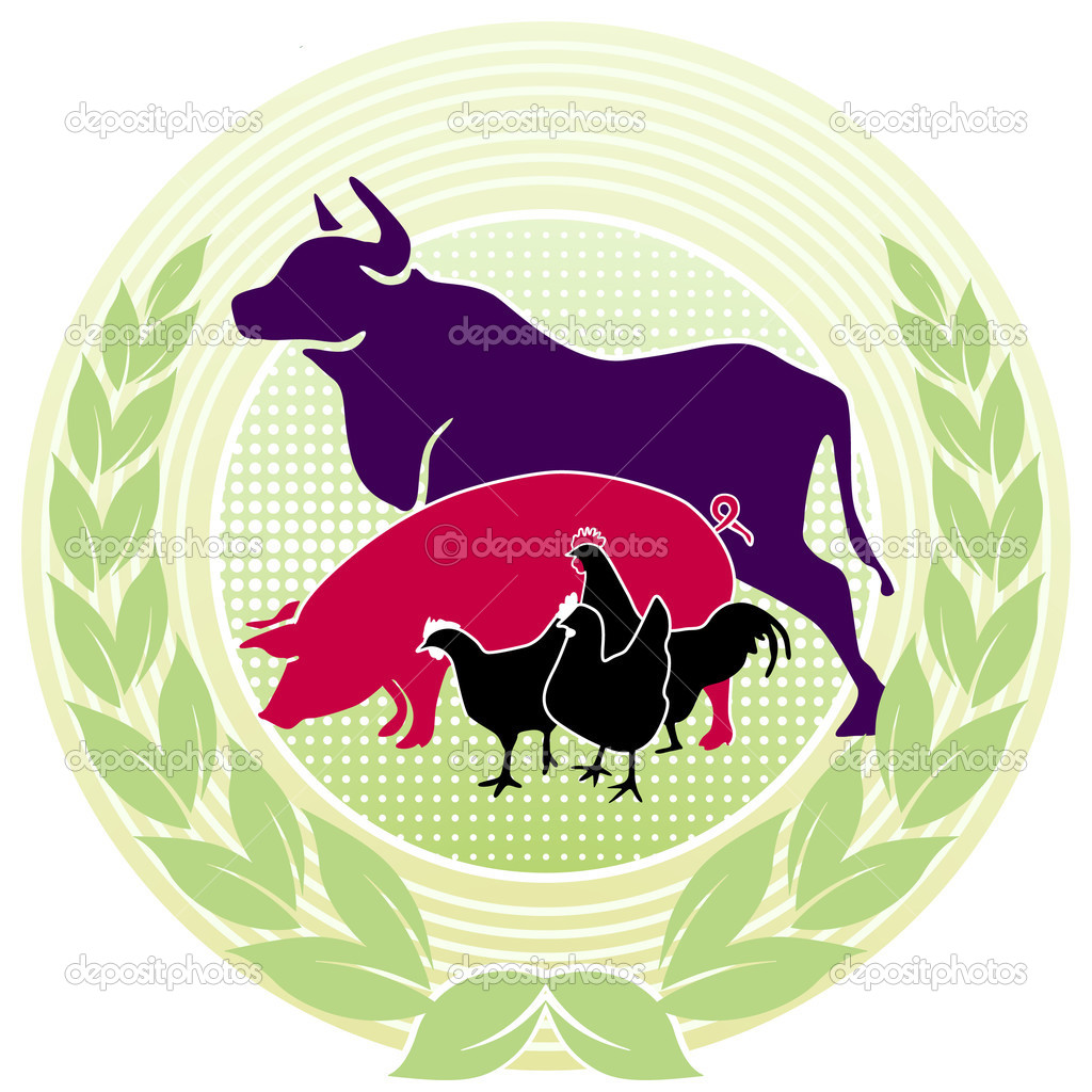 Seal agriculture   Stock Vector #2985910