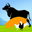 Animal Farm — Vector de stock #3032865