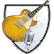 Royalty-Free Stock Vector Image: Rock-Band Sign