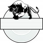 Puma znak — Wektor stockowy