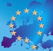 Europe crisis Greece — Stock Vector