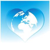 Global peace — Stock Vector
