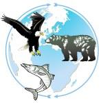 dierenwereld natuurlijke erfgoed — Stockvector