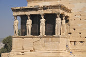 Caryatids — Stock Photo