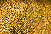 Cold beer texture — Stock Photo