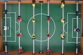 Soccer background — Stock Photo