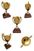 3D Trophy — Stock Photo