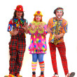 Royalty-Free Stock Photo: Clowns