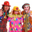 Clowns — Stock Photo #3561063