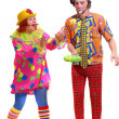 Clowns — Stock Photo #3561082