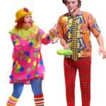 Clowns — Stock Photo
