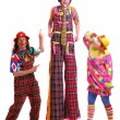 Clowns — Stock Photo #3561083