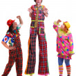 Clowns — Stock Photo #3561085