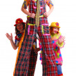 Clowns — Stock Photo #3561093