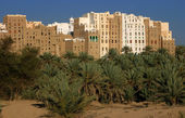 The City of Shibam, Yemen — Stock Photo