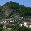 Mangalem, Berat, Albania — Stock Photo