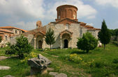 Monastery Shen Meri, Albania — Stock Photo