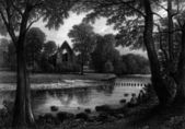 Bolton Priory — Stockfoto
