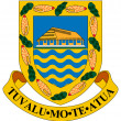 Stock Photo: Tuvalu Coat of Arms