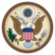 United States Great Seal — Stock Photo #3683025