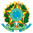 Brazil Coat of Arms — Stock Photo #3683264