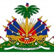 Stock Photo: Haiti Coat of Arms