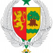 Stock Photo: Senegal Coat of Arms