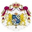 Sweden Coat or Arms — Foto de Stock