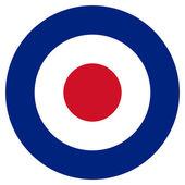 英国皇家空军算珠 — 图库照片